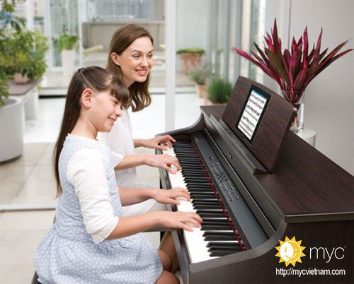 Nơi dạy piano cho bé 4 tuổi ở đâu tốt ?