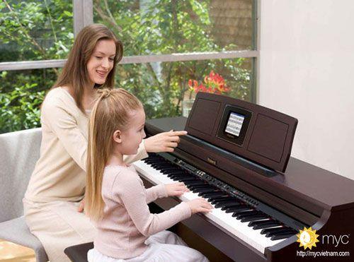 Địa chỉ dạy đàn piano cho trẻ em học phí thấp
