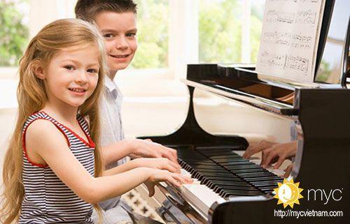 lớp học piano ở quận 7