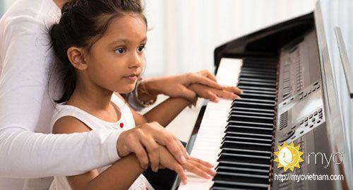 địa chỉ dạy đàn piano chất lượng tại Phú Nhuận