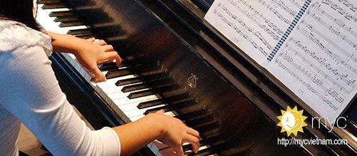 địa chỉ dạy đàn piano quận 7