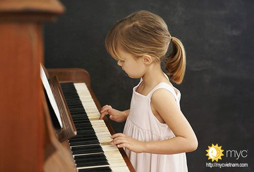 Dạy đàn piano quận 2