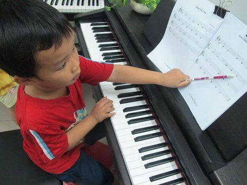học đàn piano quận thủ đức