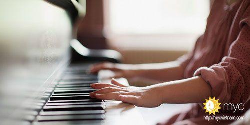 học đàn piano tại quận 3