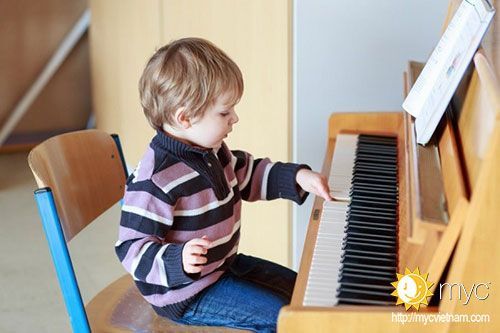 Dạy đàn piano quận Tân Bình
