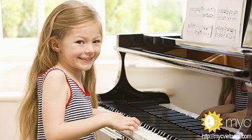 Dạy đàn piano quận 6