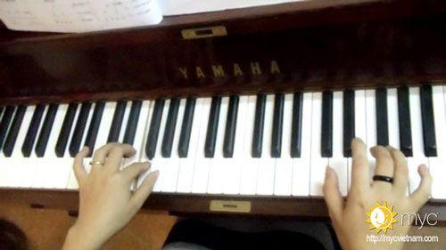 khóa học đàn piano tại quận 3