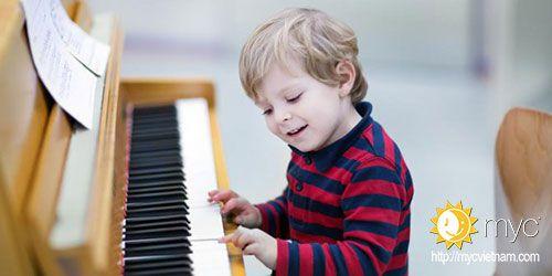 lợi ich cho trẻ học piano