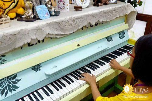 Dạy đàn piano quận 1