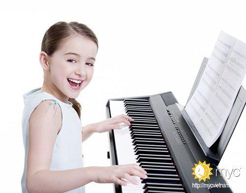 Lớp dạy nhạc dành cho trẻ em