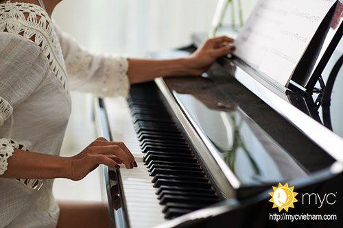 học piano tại quân 6