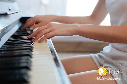 lớp học đàn piano tại quận 8