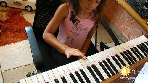 Trải nghiệm khi dạy hoc dan piano tại MYC