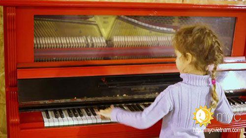 nơi học đàn piano tại quận 9