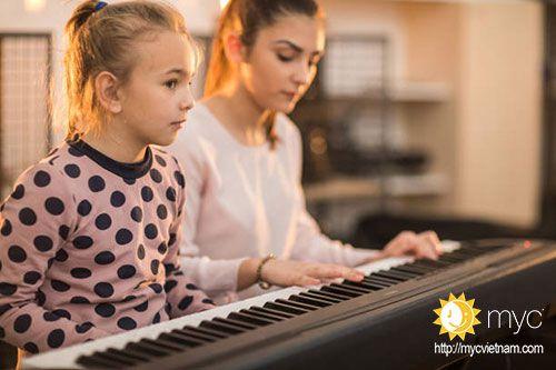 trung tâm dạy đàn piano quân 11