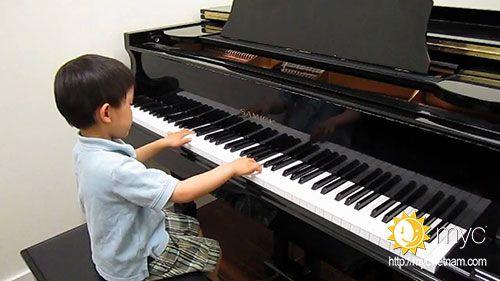 Lớp dạy nhạc cho trẻ em chất lượng chi phí rẻ ở tphcm