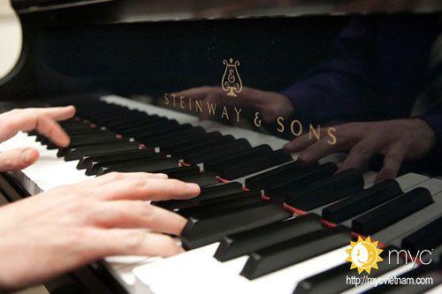 trung tâm dạy đàn piano quận 8