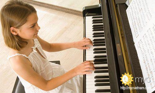 Dạy đàn piano quận Phú Nhuận