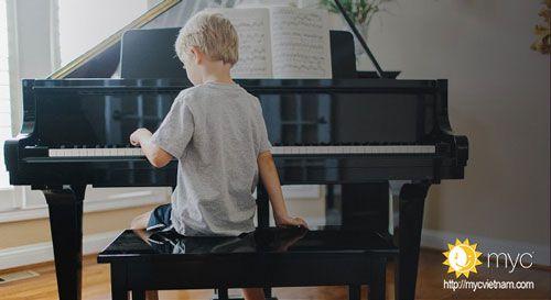 Lợi ích khi đến lớp dạy piano tphcm đốivới trẻ nhỏ
